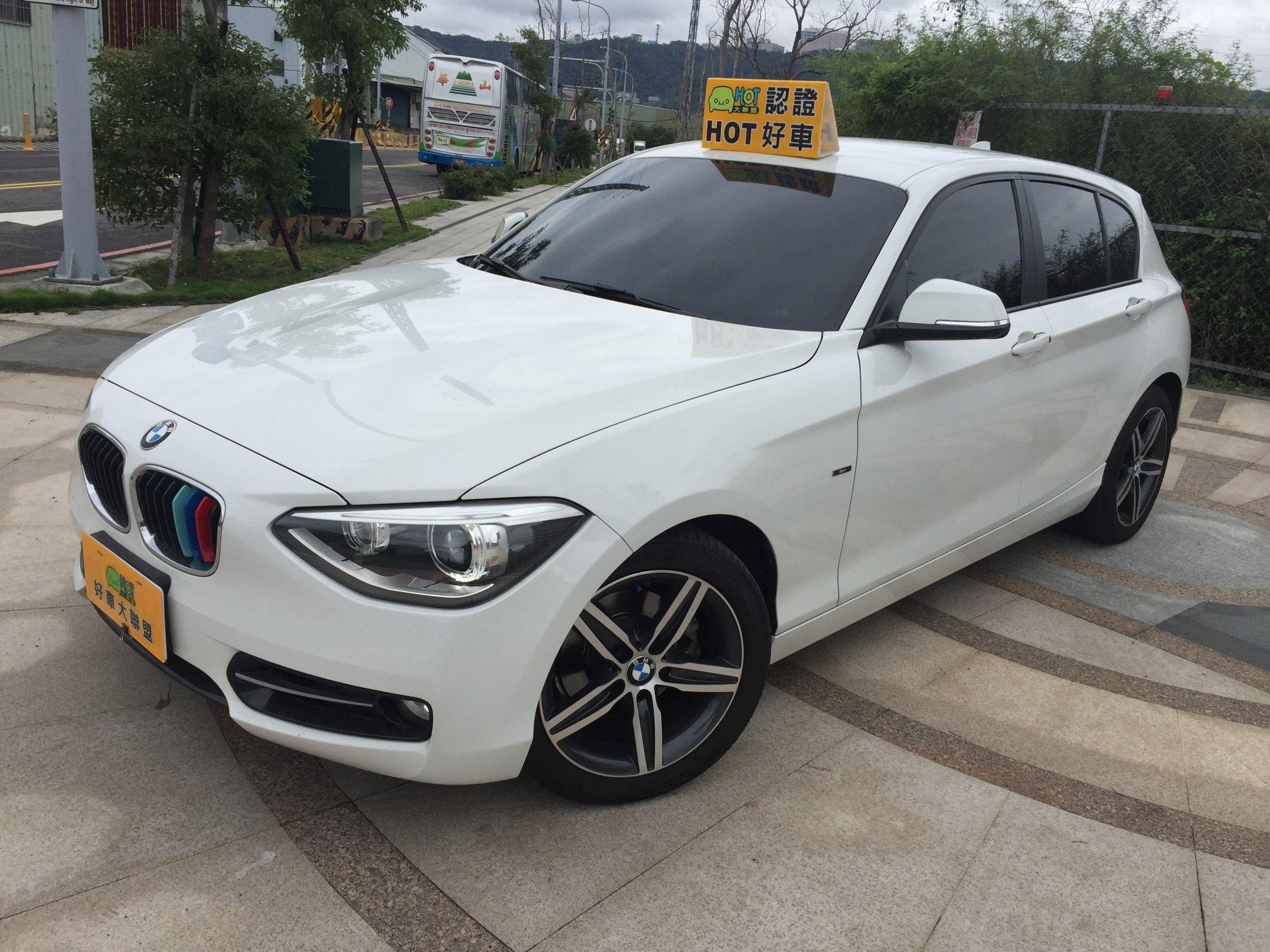 2012 BMW 寶馬 1 Series