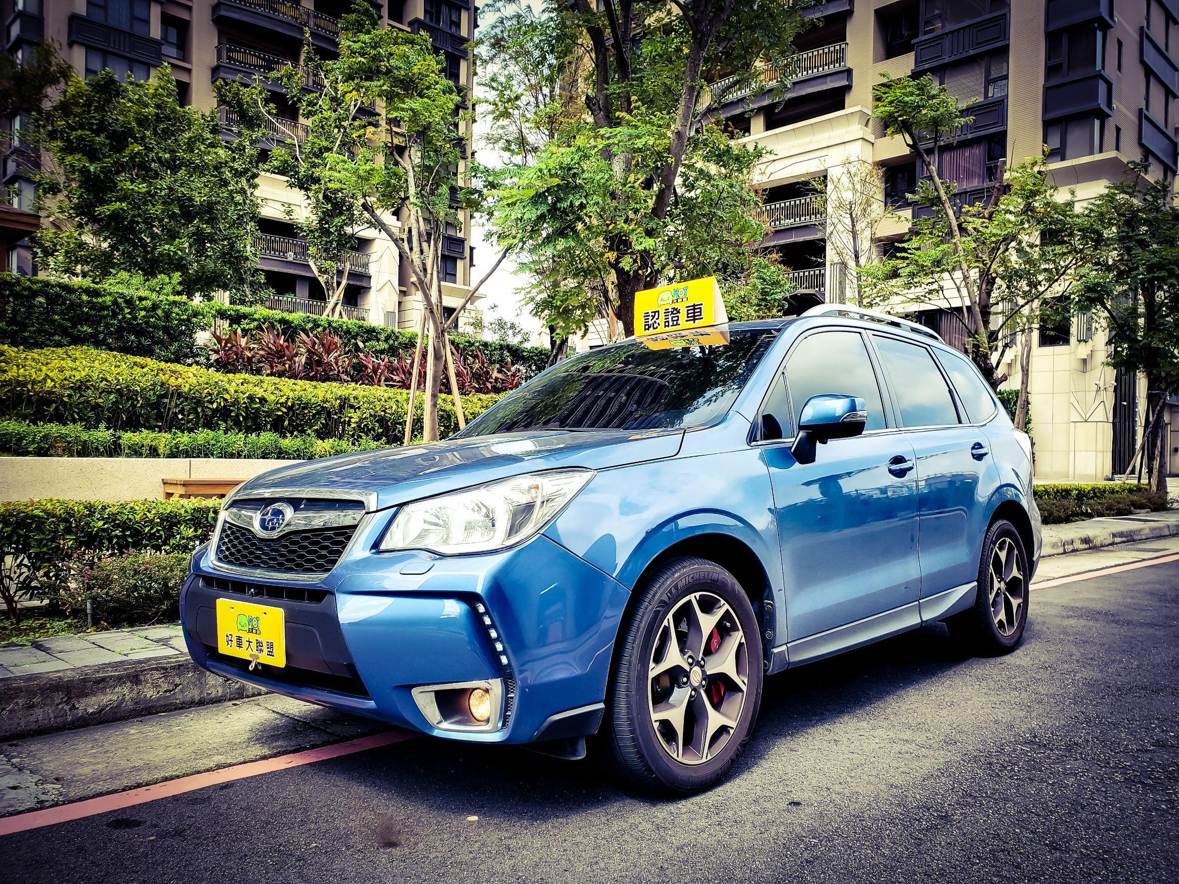 2015 Subaru 速霸陸 Forester