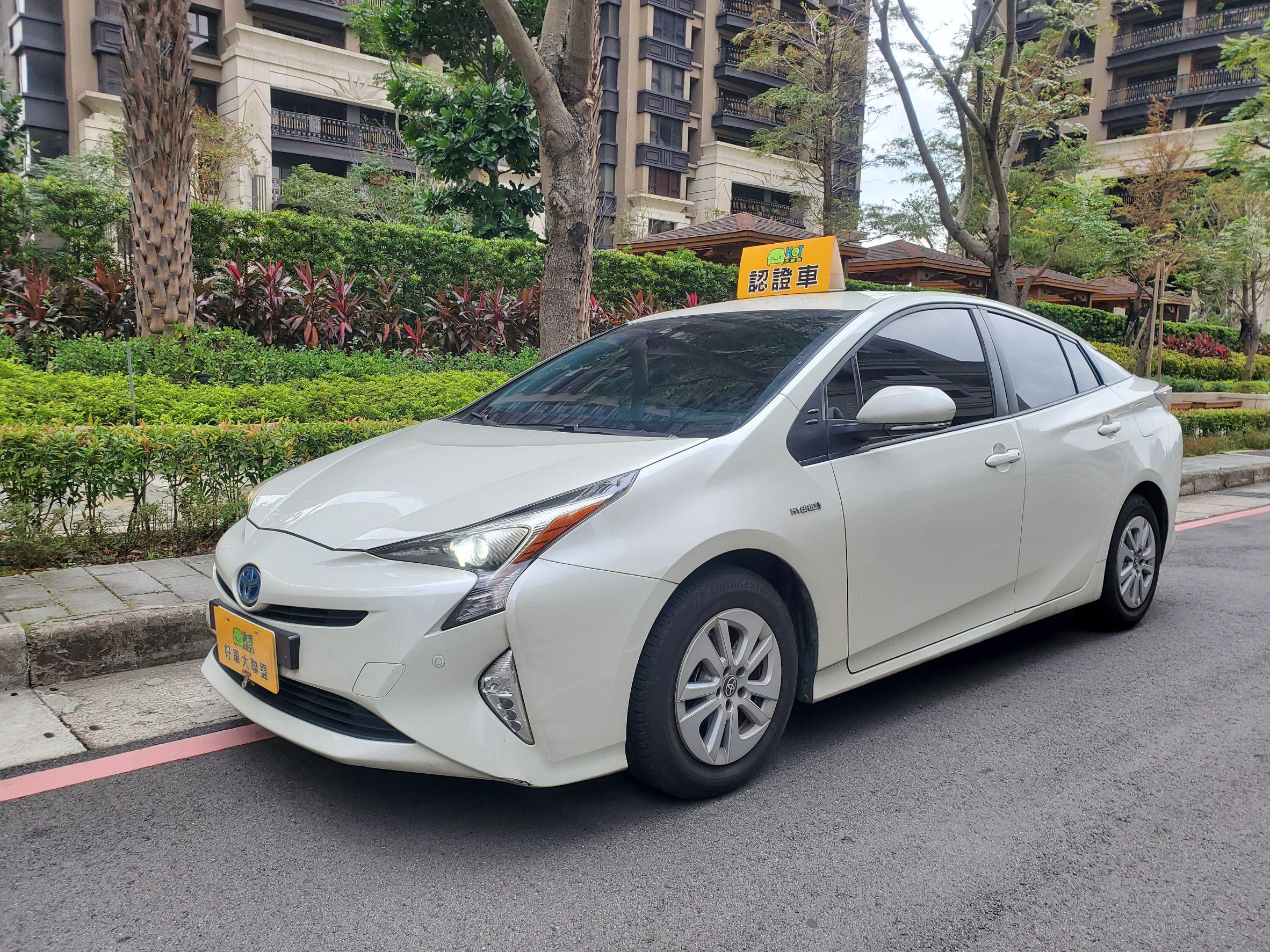 2016 Toyota 豐田 Prius