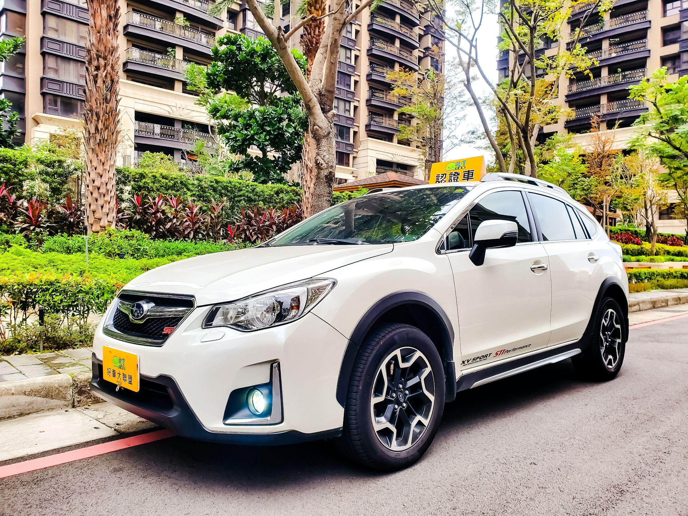 2016 Subaru 速霸陸 Xv
