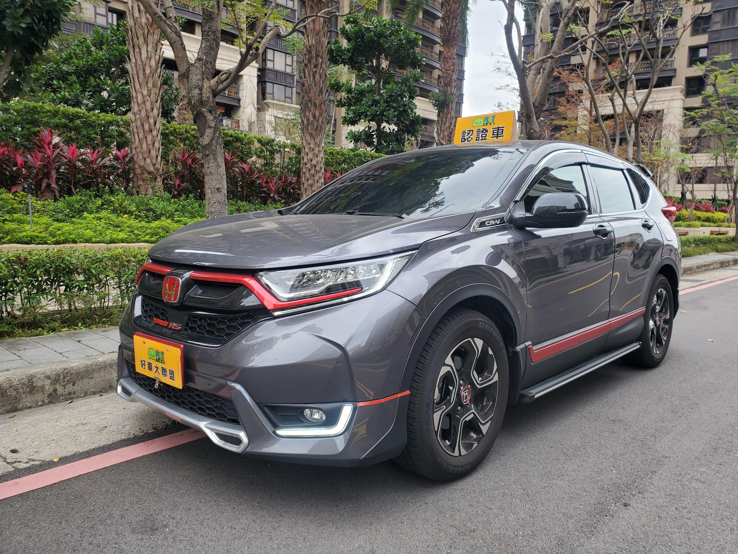 2019 Honda 本田 CR-V
