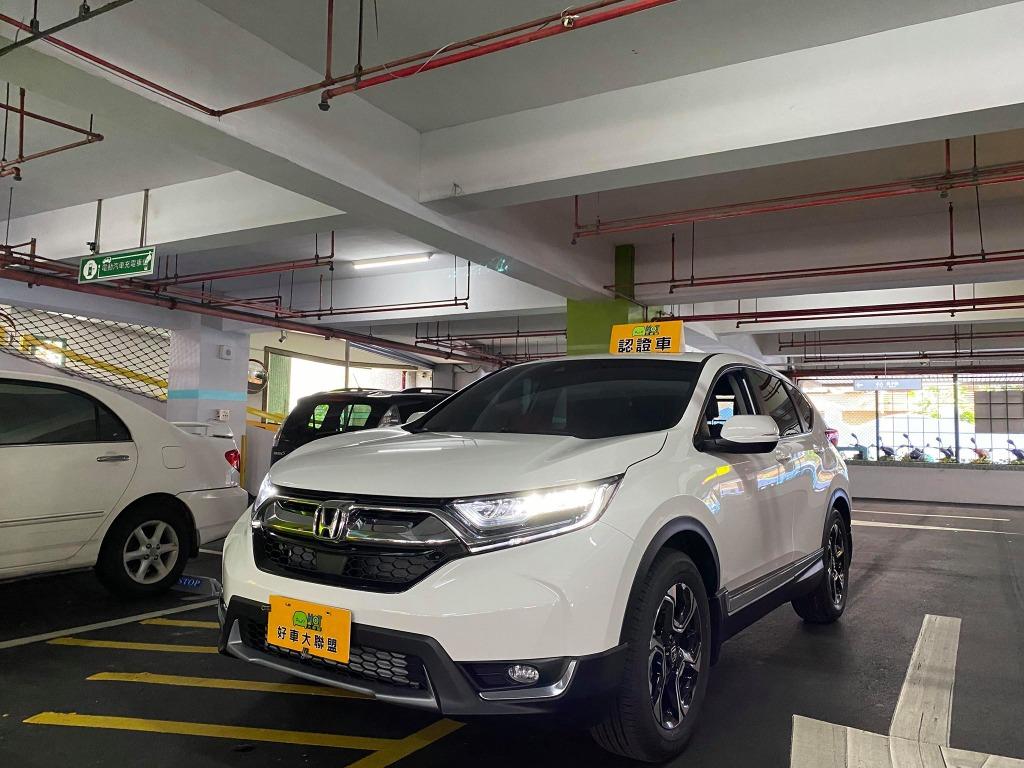 2020 Honda 本田 CR-V