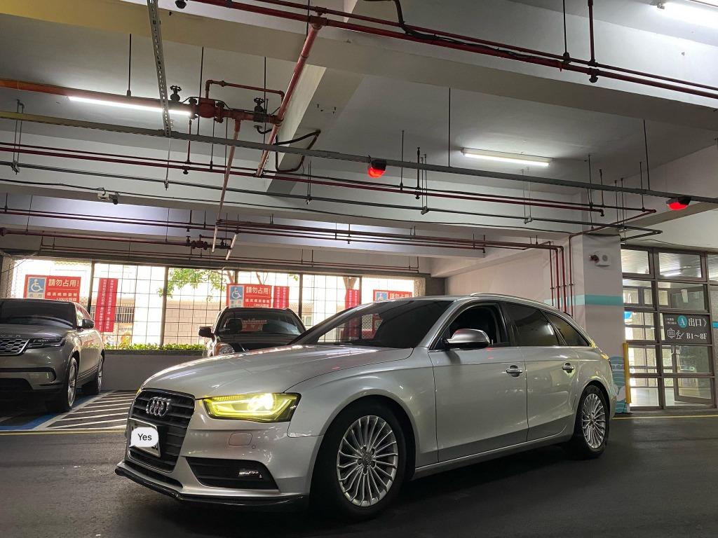 2013 Audi 奧迪 A4 avant