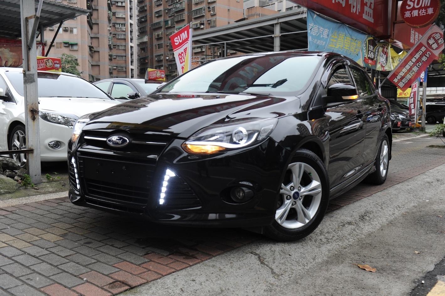 2013 Ford 福特 Focus