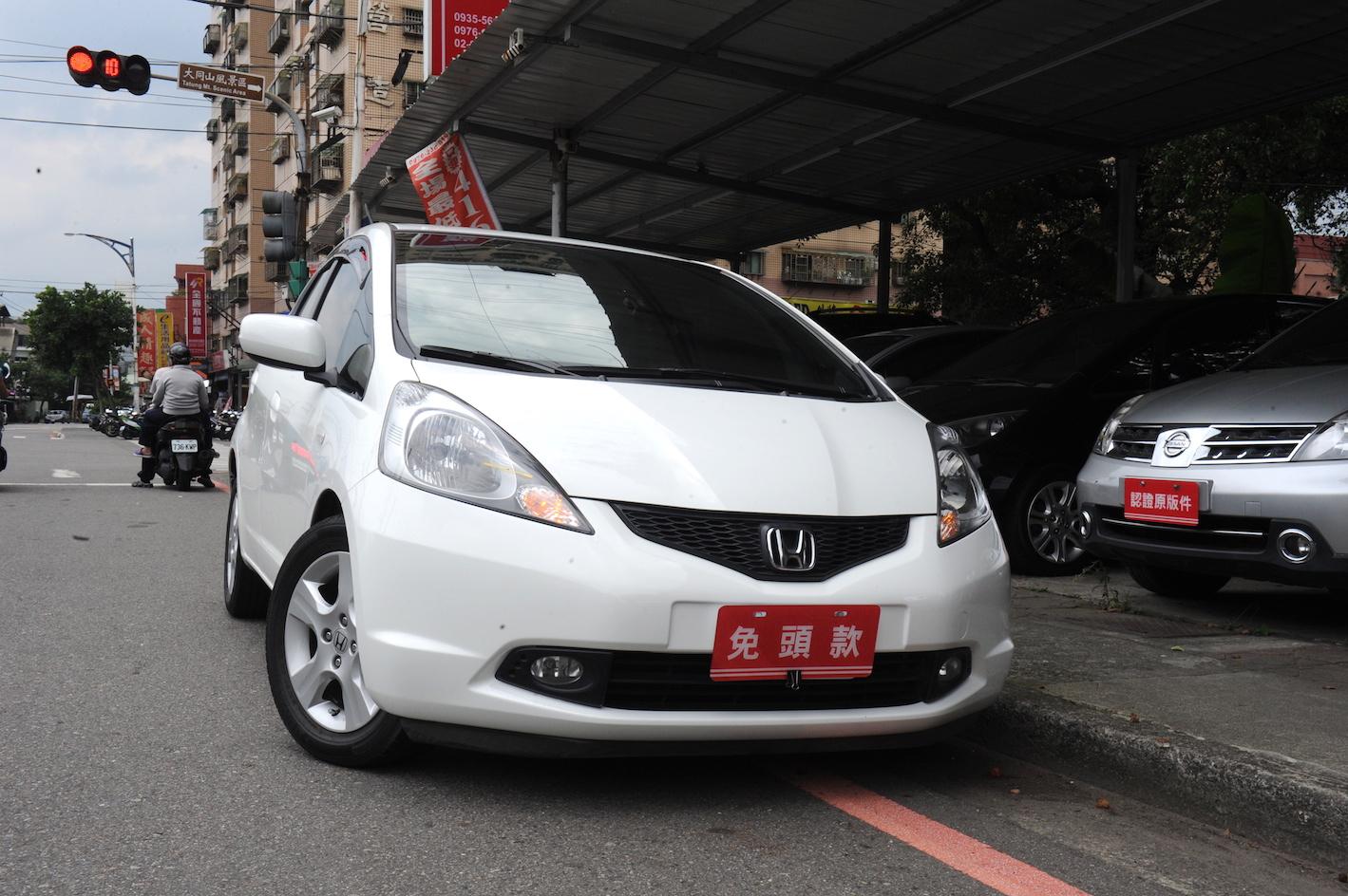 2010 Honda 本田 Fit