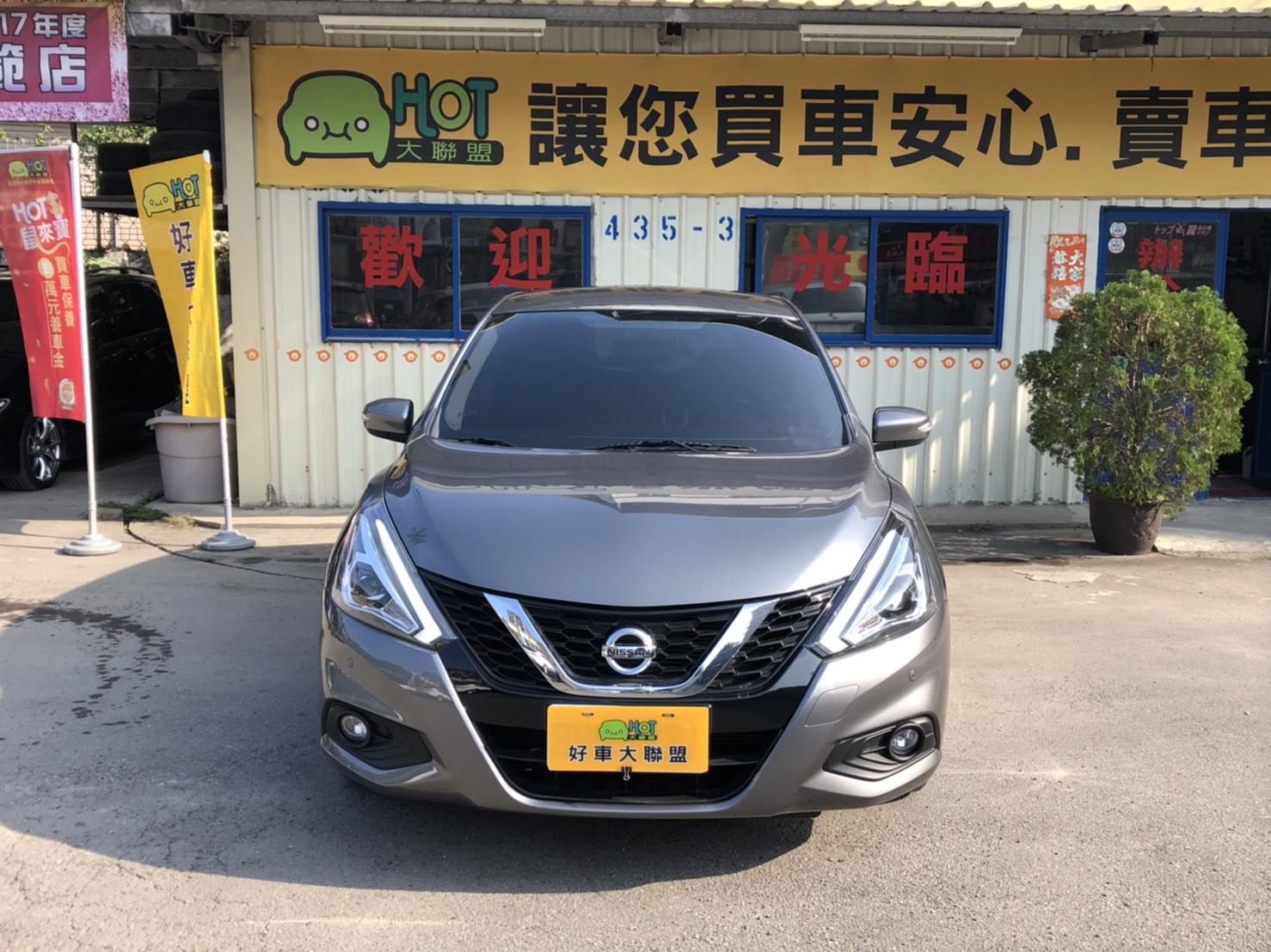 2019 Nissan 日產 Tiida