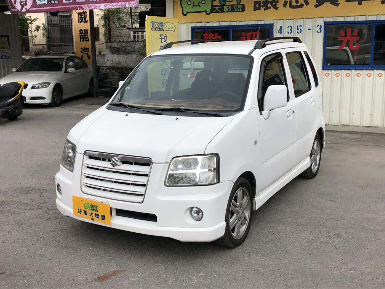 2007 Suzuki 鈴木 Solio