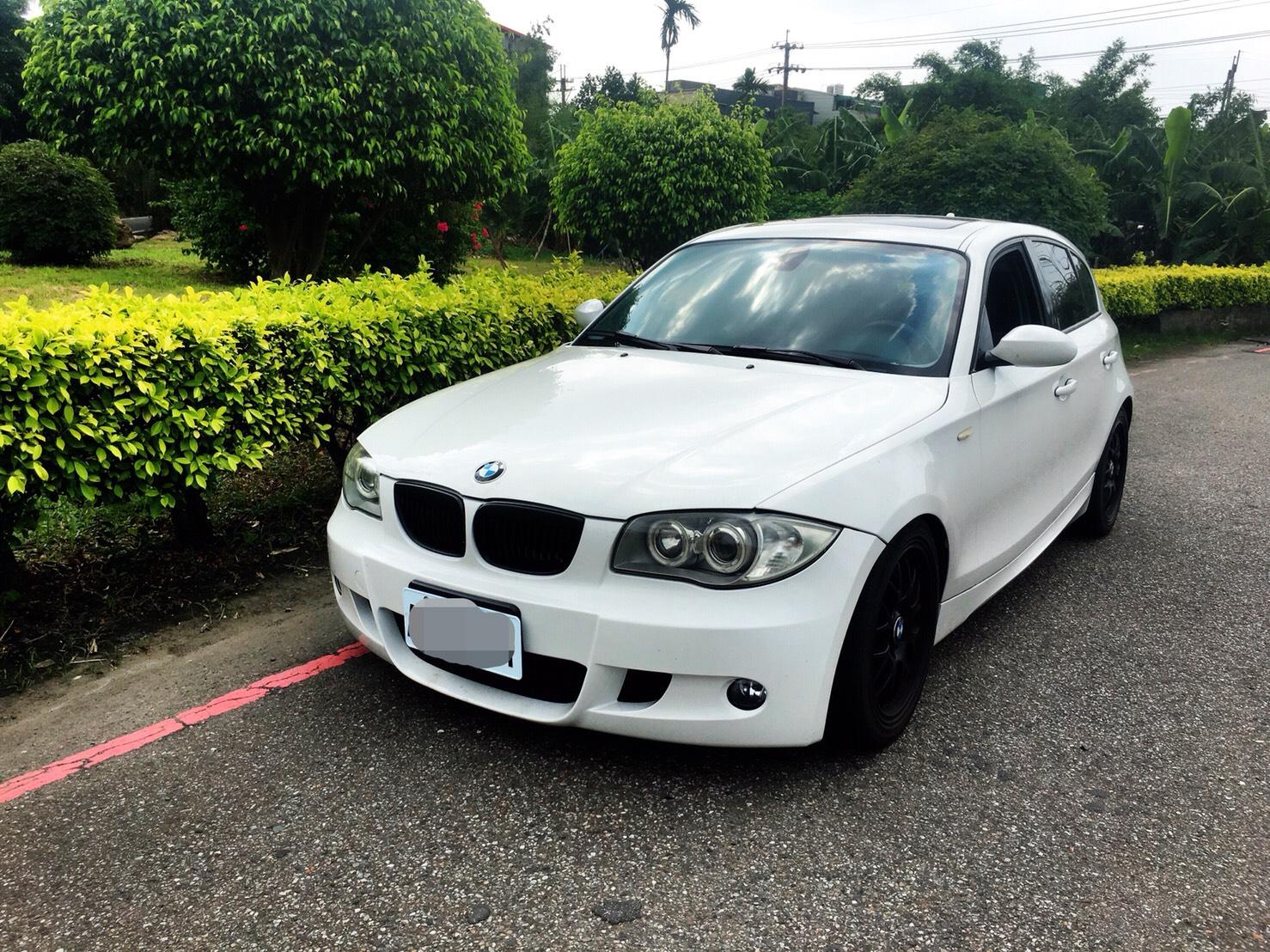 2005 BMW 寶馬 1 Series