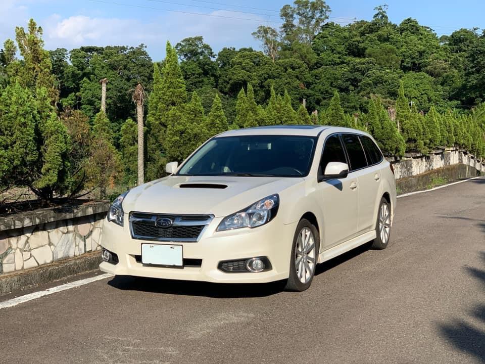 2013 Subaru 速霸陸 Legacy