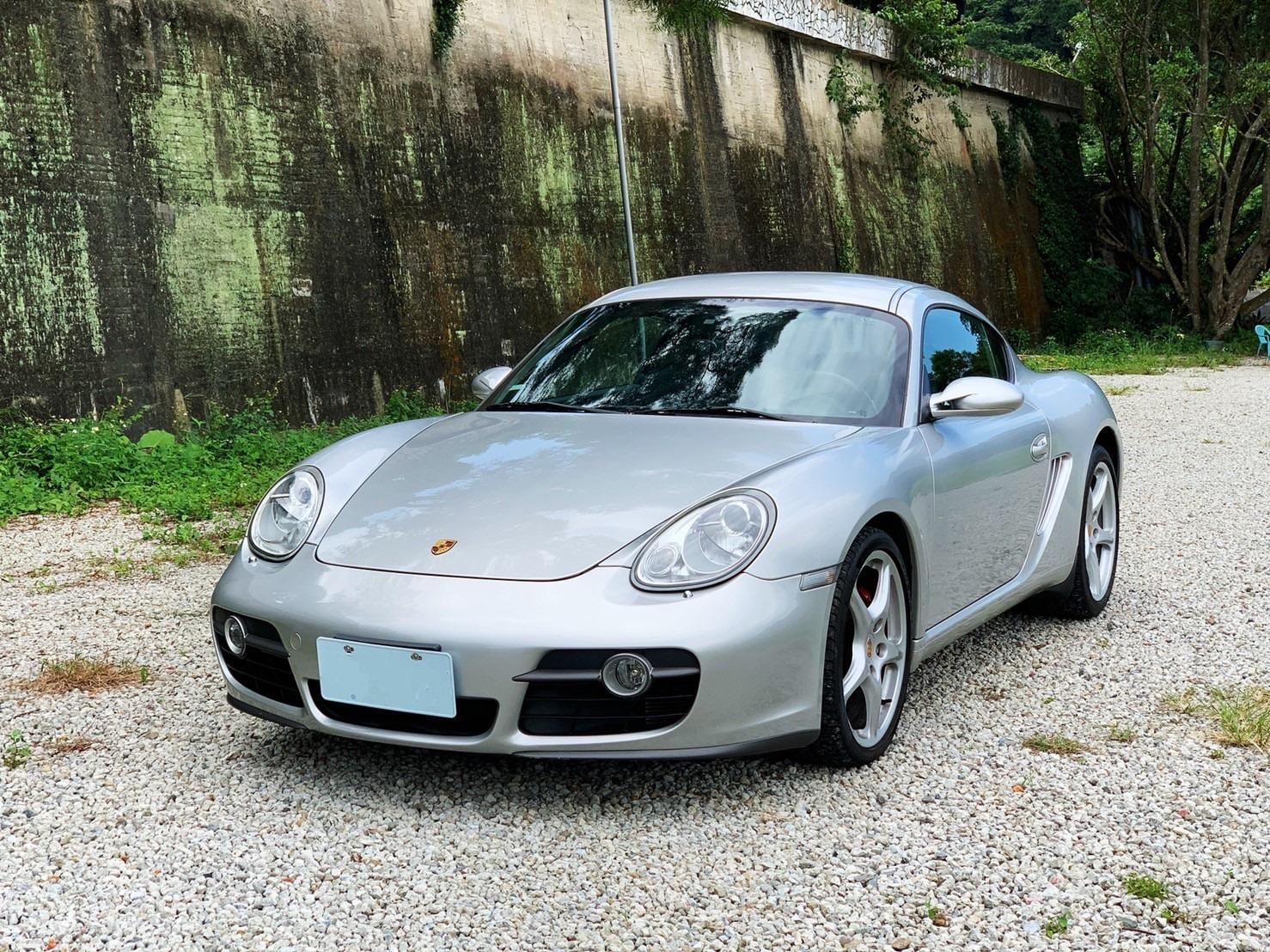 2005 Porsche 保時捷 Cayman