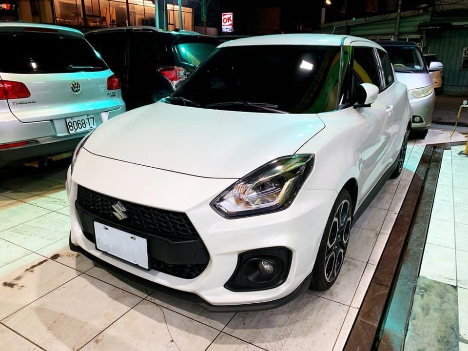 2018 Suzuki 鈴木 Swift