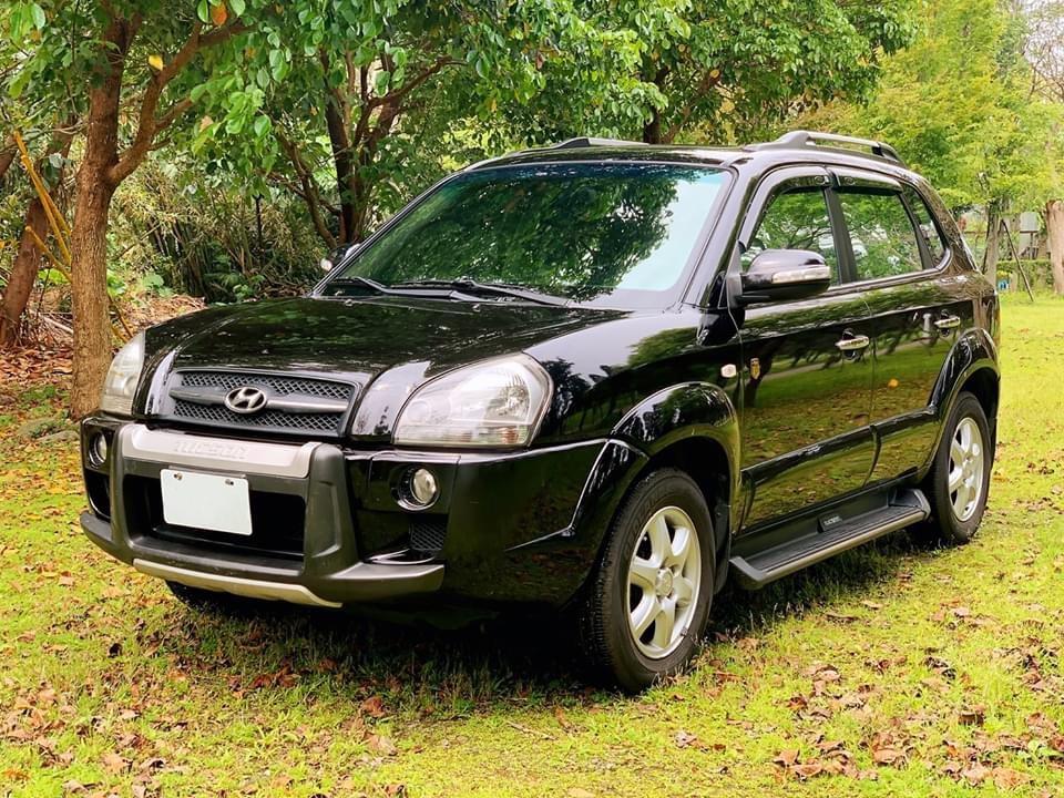 2006 Hyundai 現代 Tucson