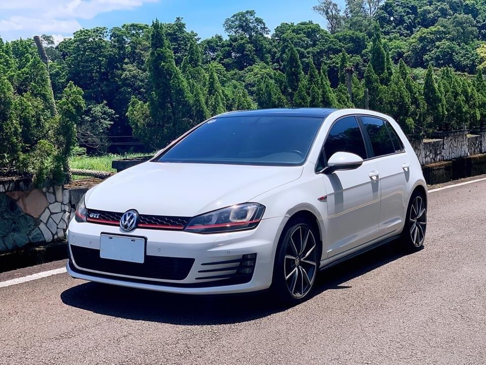 2014 Volkswagen 福斯 Golf GTI