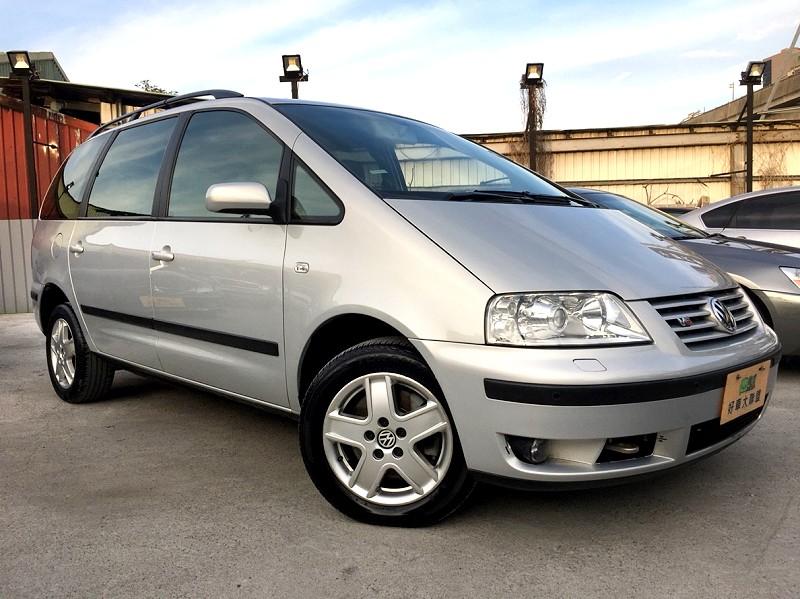 2002 Volkswagen Sharan