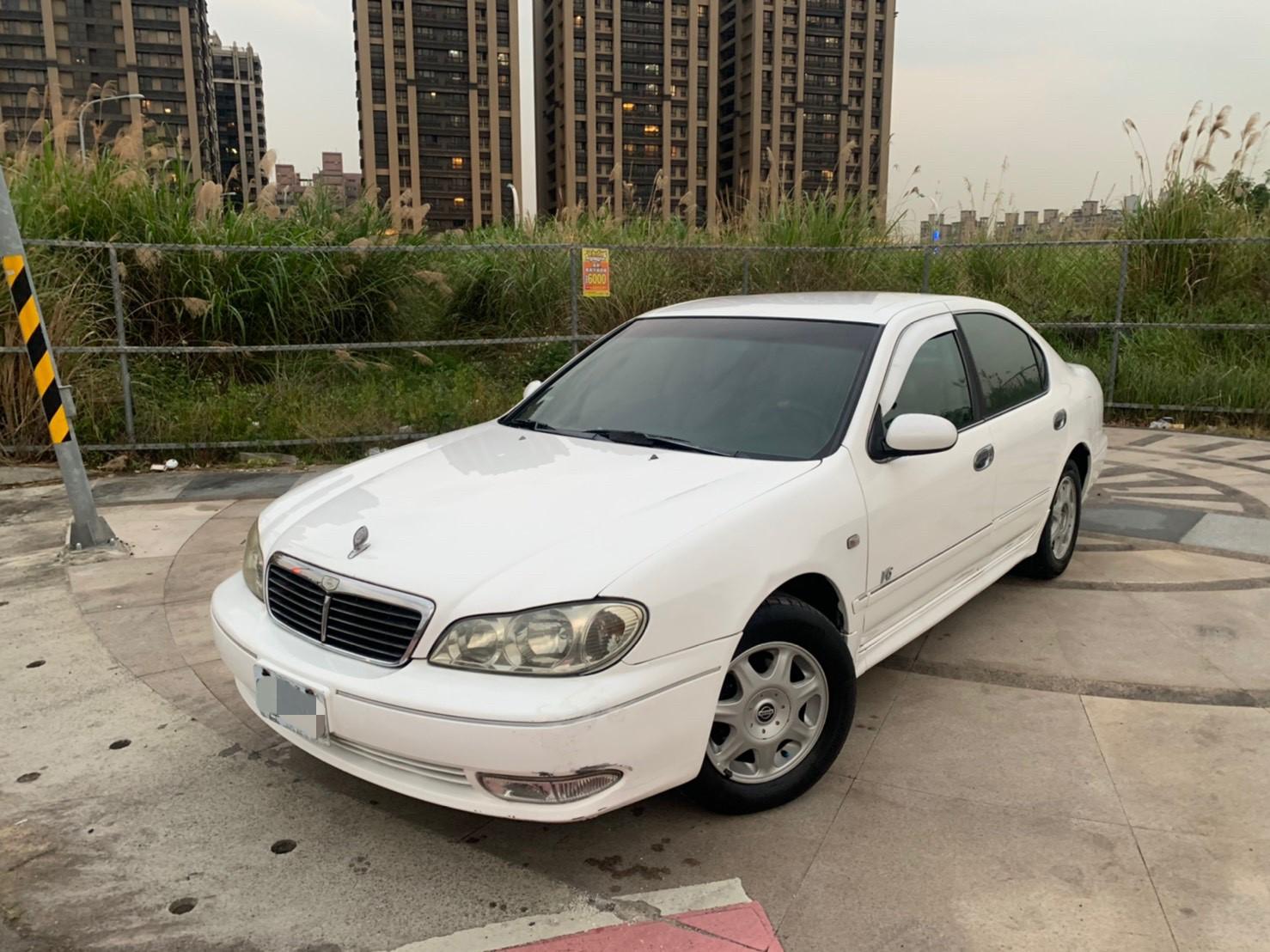 2001 Nissan 日產 其他