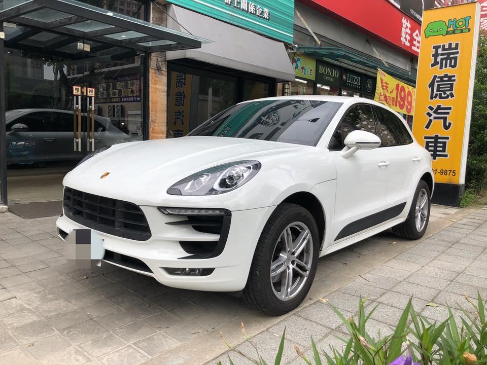 2016 Porsche 保時捷 Macan