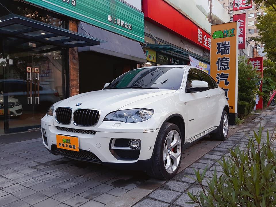 2012 BMW 寶馬 X6