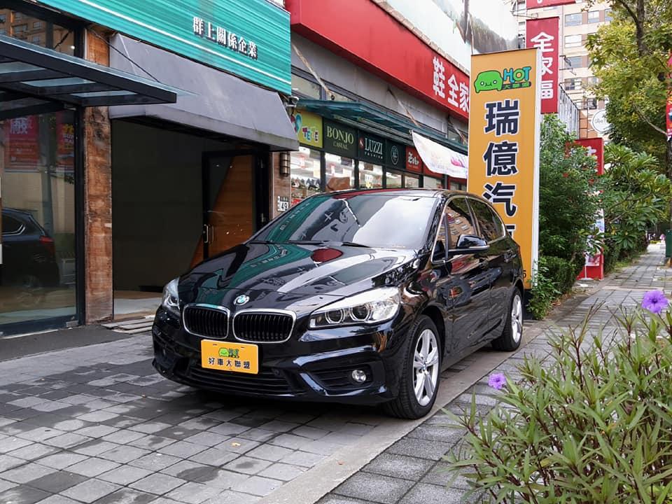 2015 BMW 寶馬 2-series