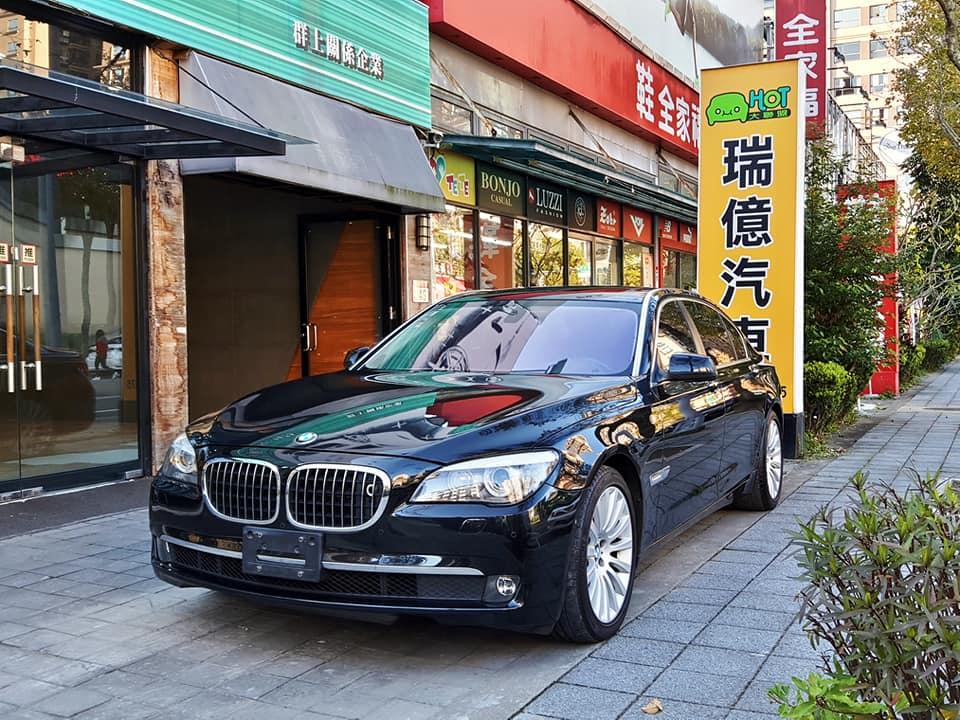 2009 BMW 寶馬 7-series