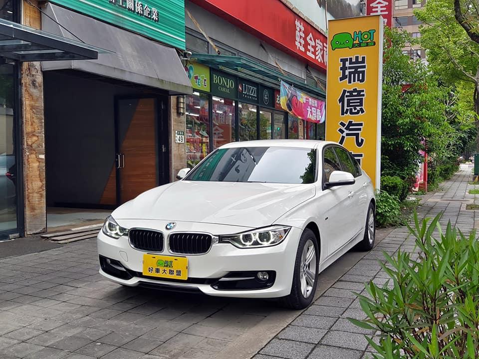 2013 BMW 寶馬 3-series sedan