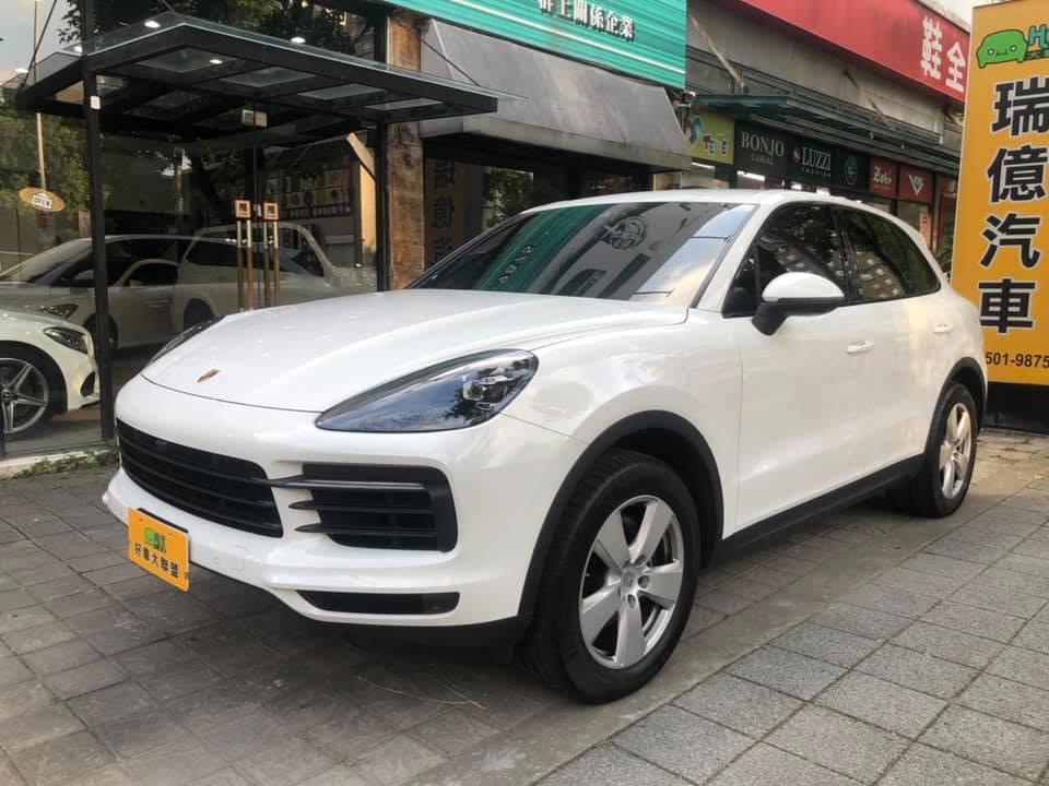 2018 Porsche 保時捷 Cayenne