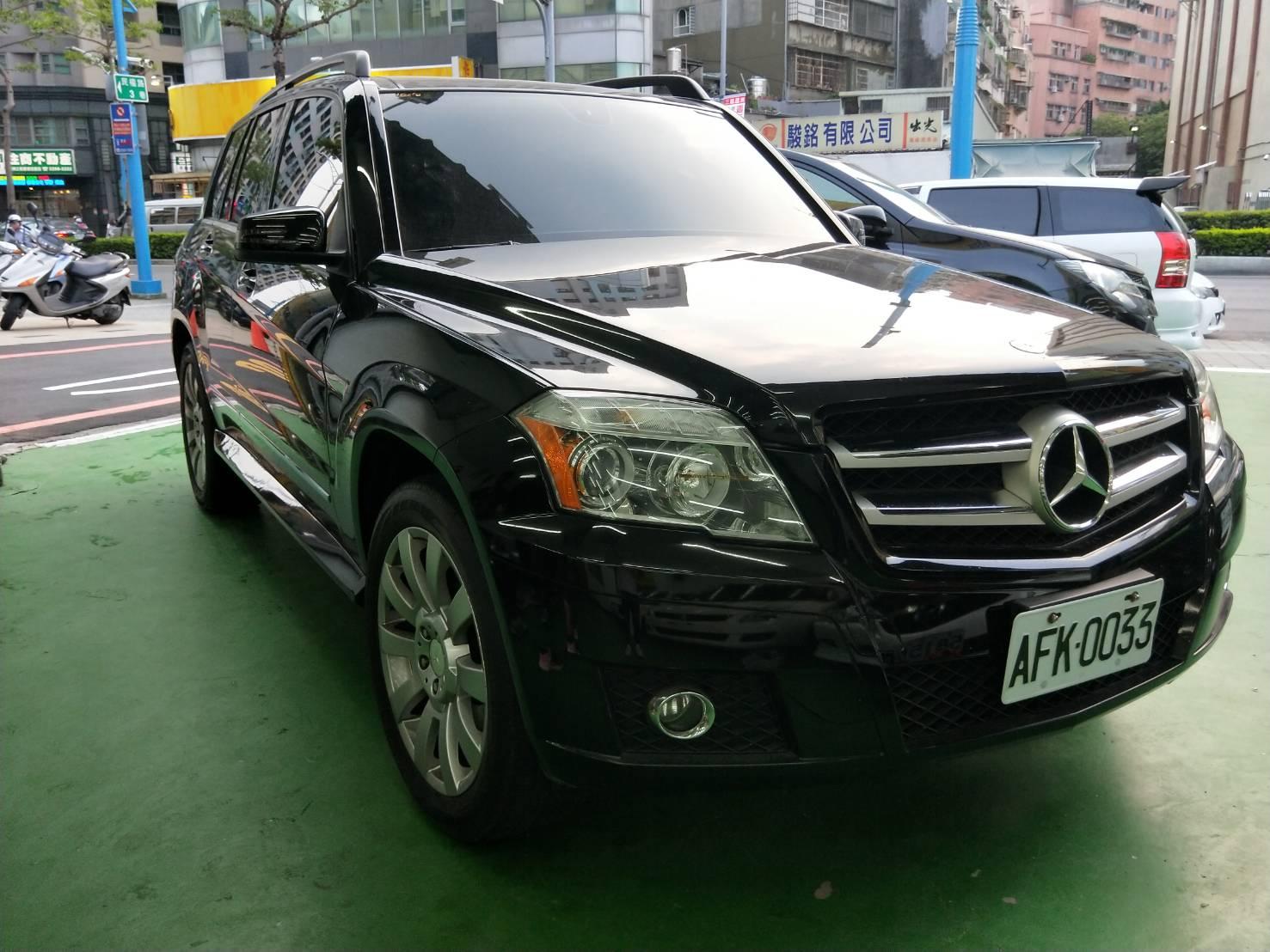M-Benz 賓士 2010 GLK-Class