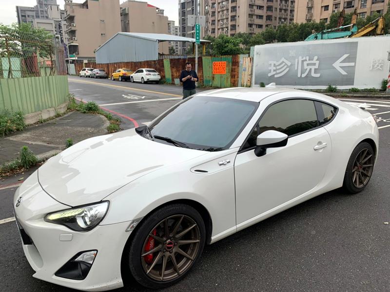 2015 Toyota 豐田 86