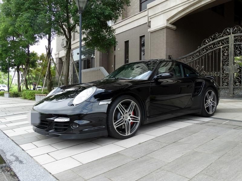 2007 Porsche 保時捷 911 turbo
