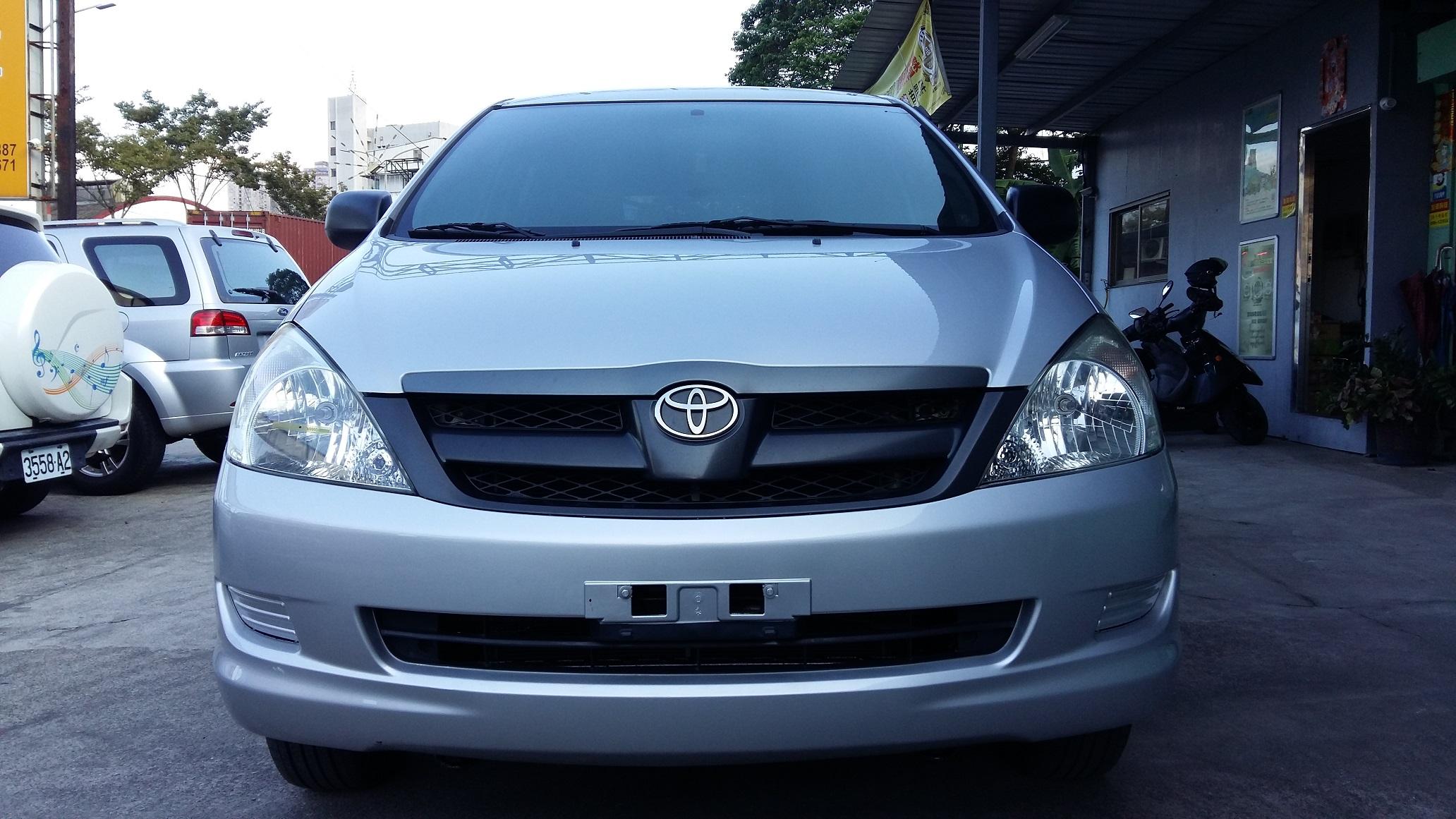 2014 Toyota 豐田 Innova