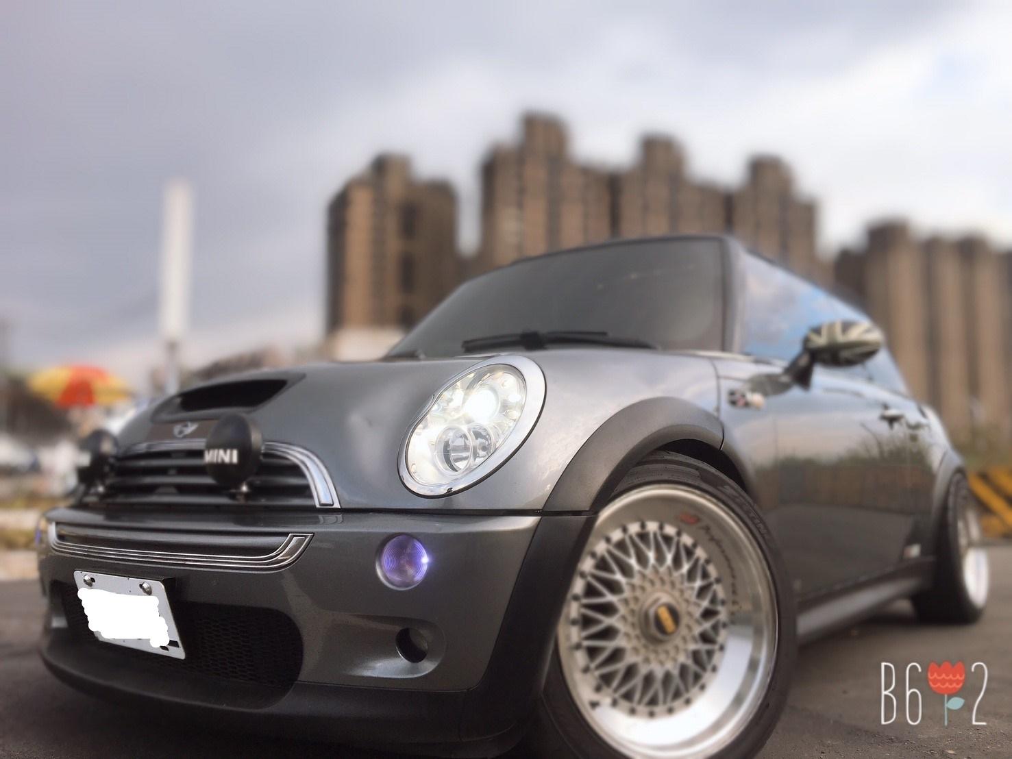 2004 Mini 迷你 Cooper