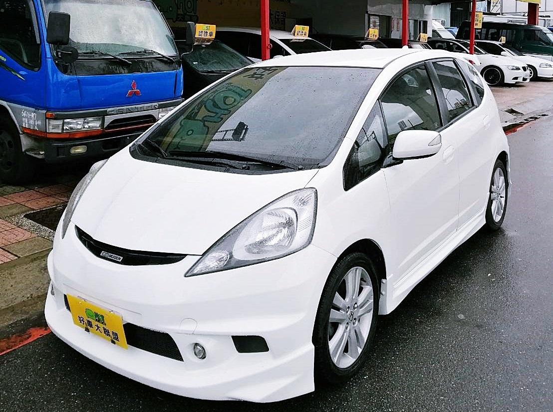 2011 Honda 本田 Fit