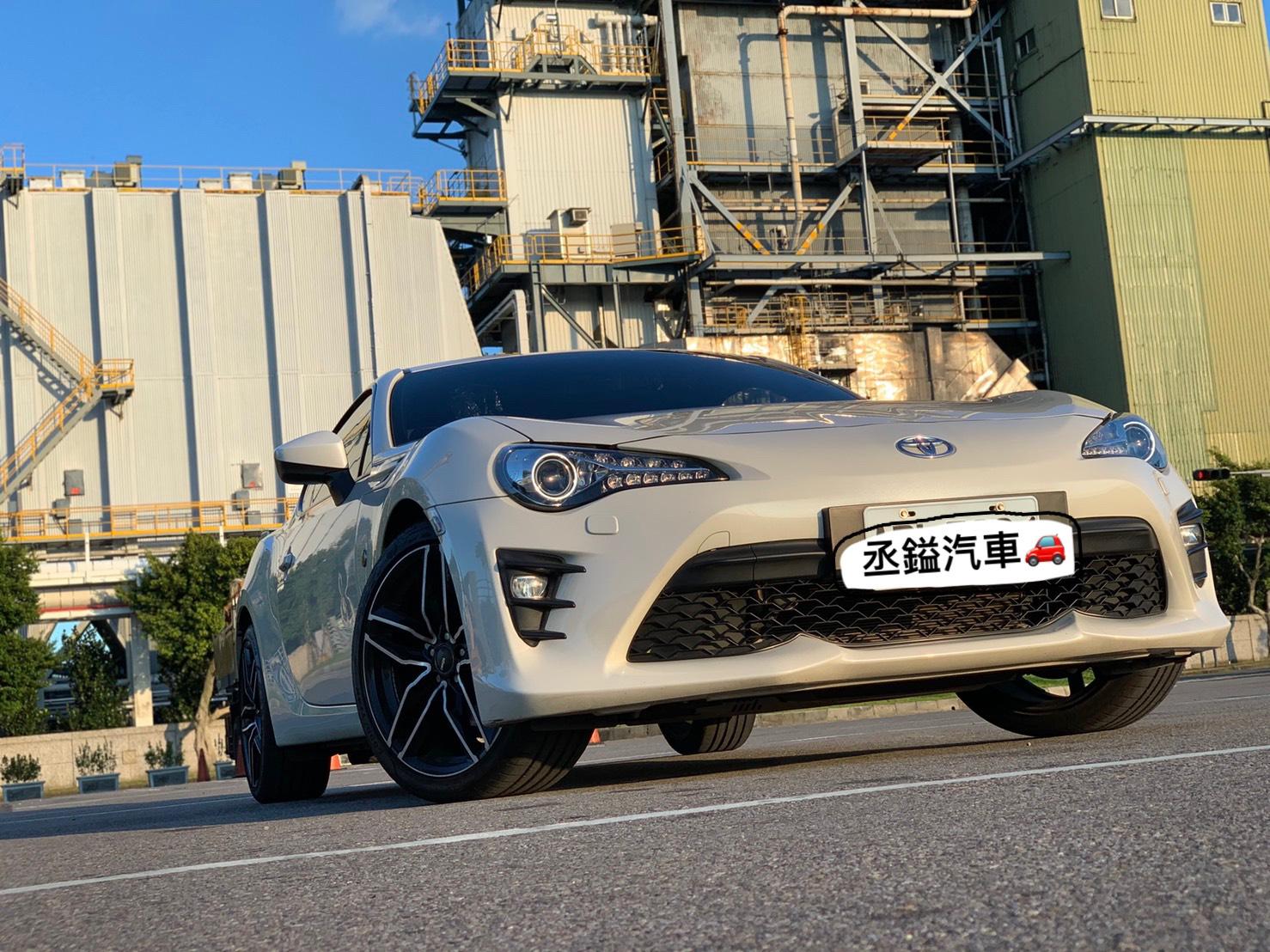 2016 Toyota 豐田 86