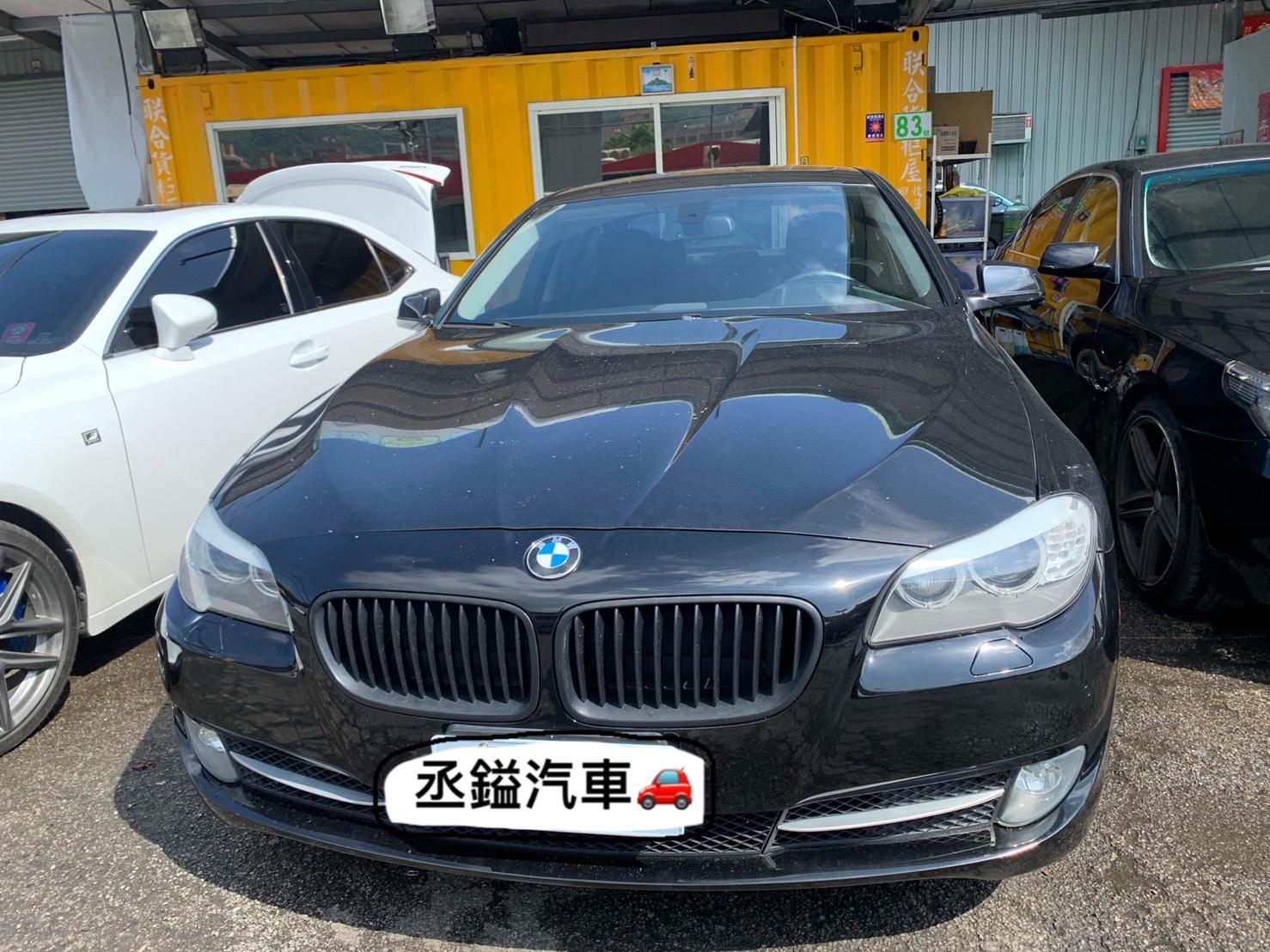 2013 BMW 寶馬 5 Series