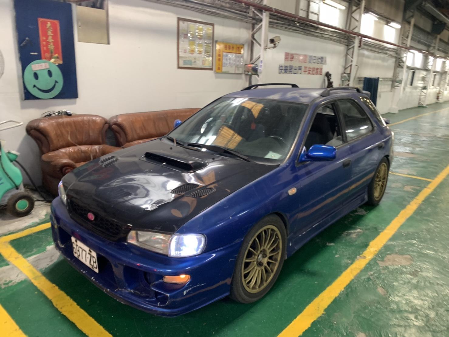 1999 Subaru 速霸陸 Impreza
