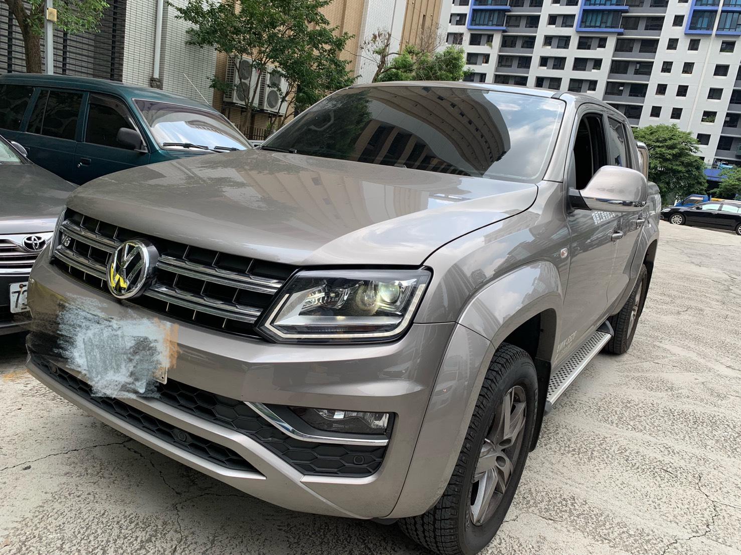 2017 Volkswagen 福斯 Amarok