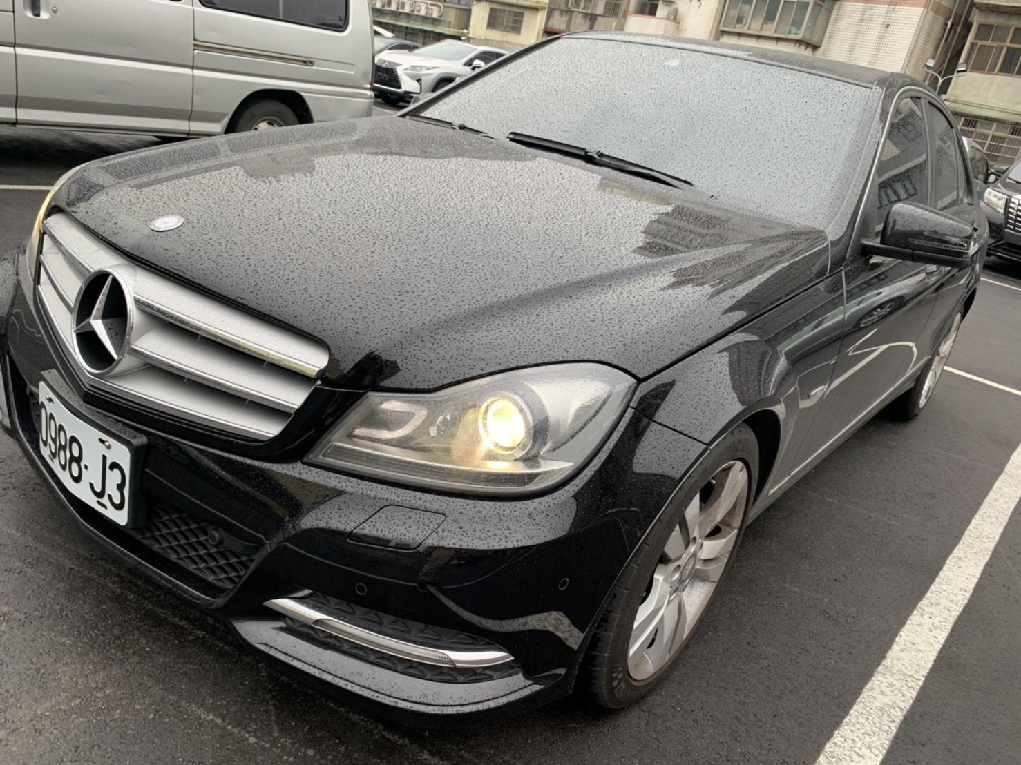 2011 M-Benz 賓士 C-class