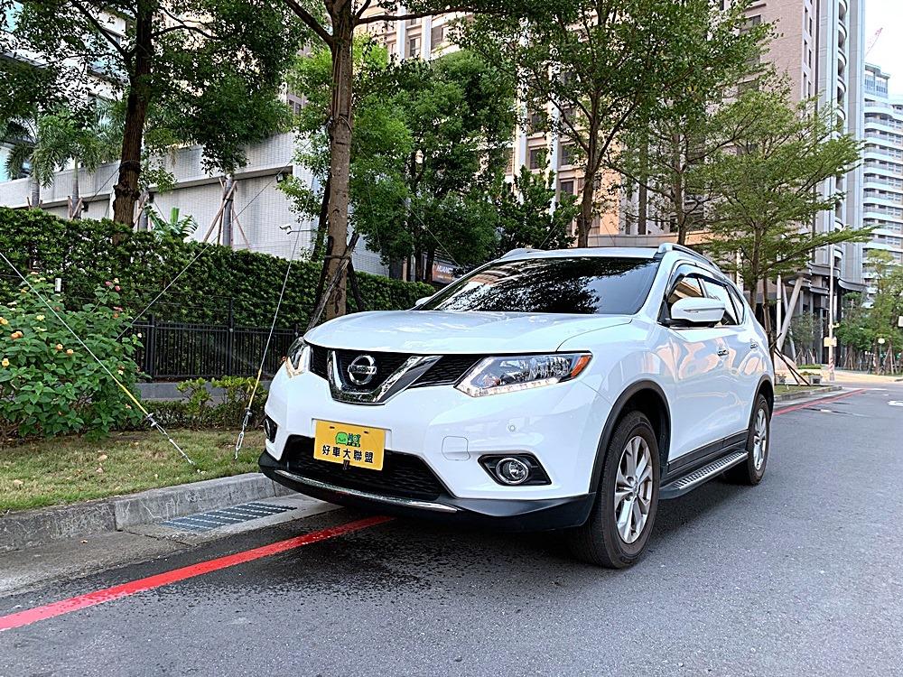 2017 Nissan 日產 X-trail