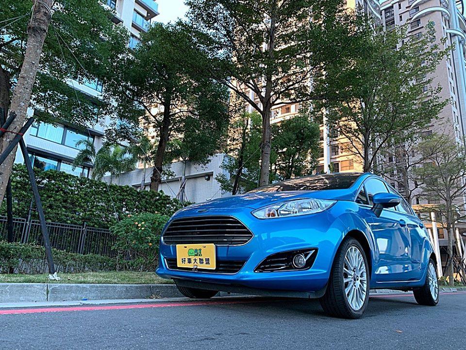 2015 Ford 福特 Fiesta