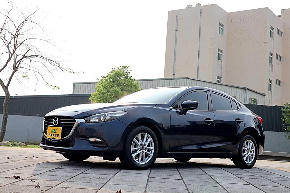 2017 Mazda 馬自達 3
