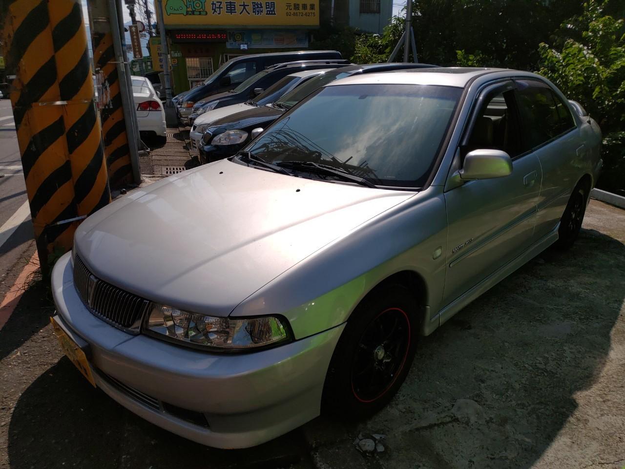1999 Mitsubishi 三菱 Lancer