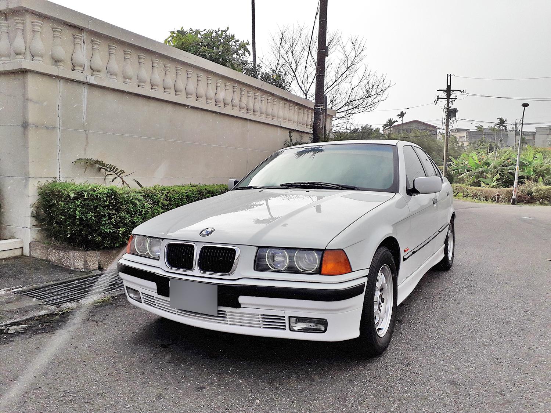 1998 Bmw 3-series sedan