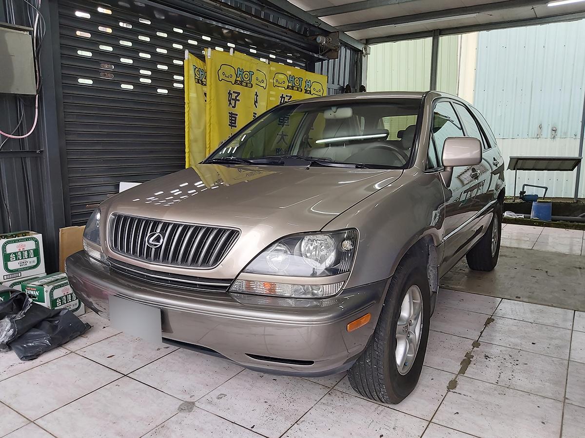 2000 Lexus 凌志 Rx