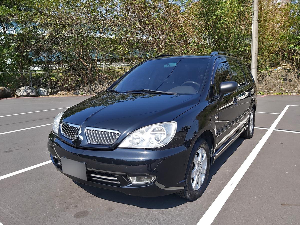 2007 Mitsubishi 三菱 Savrin