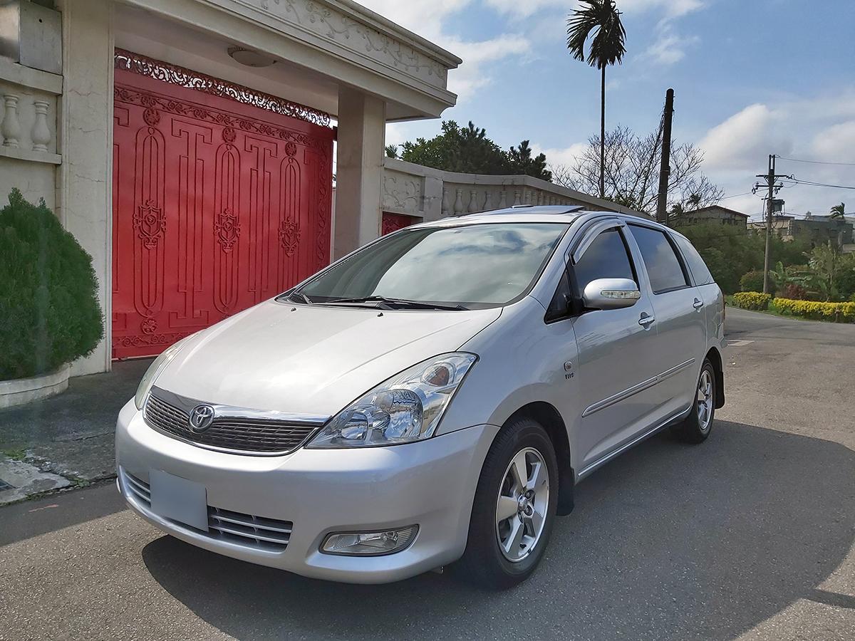 2005 Toyota 豐田 Wish