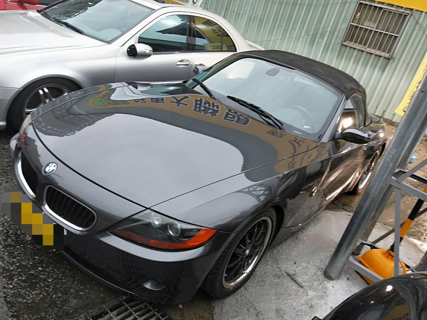 2003 BMW 寶馬 Z4