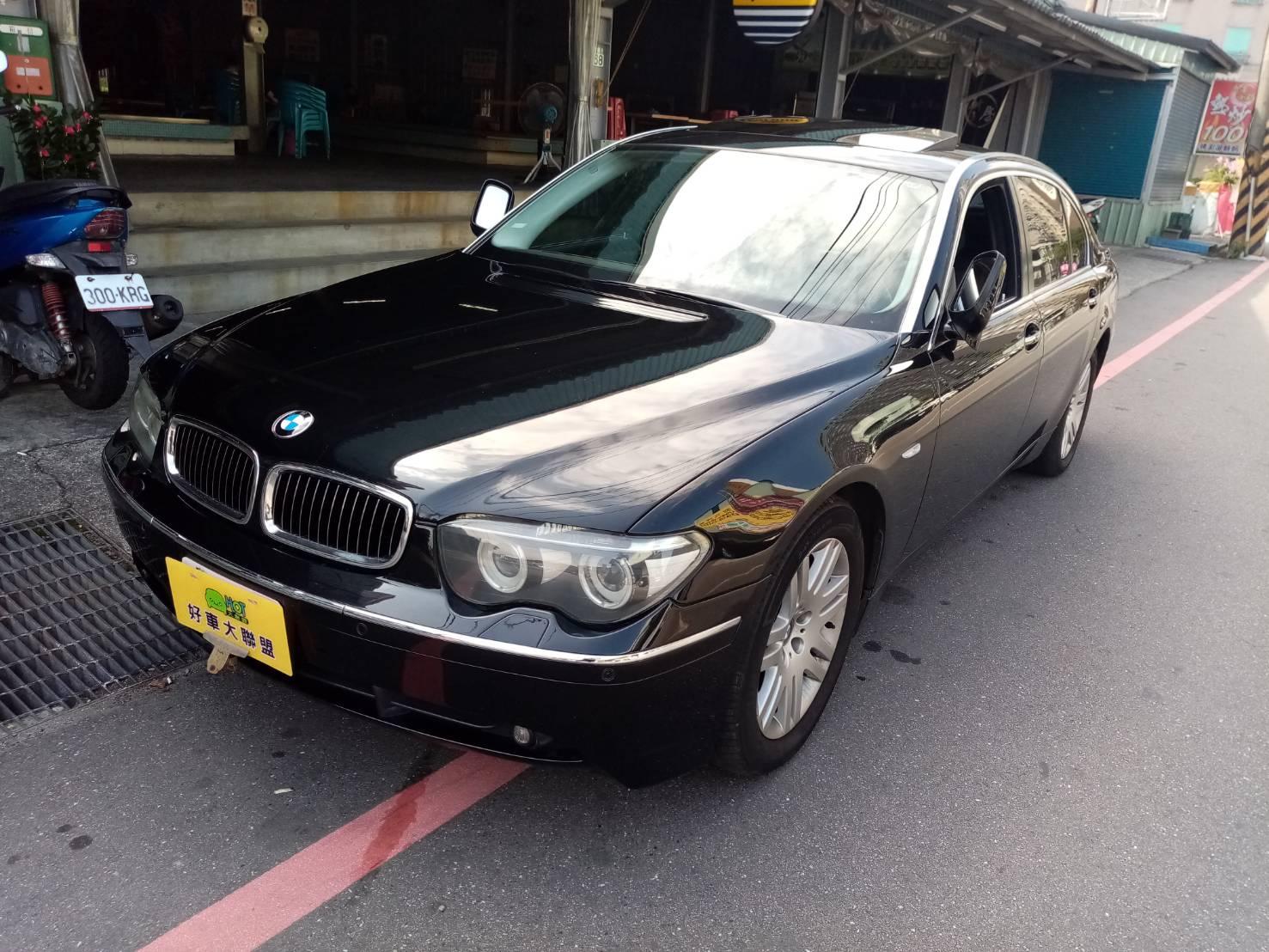 2004 BMW 寶馬 7-series