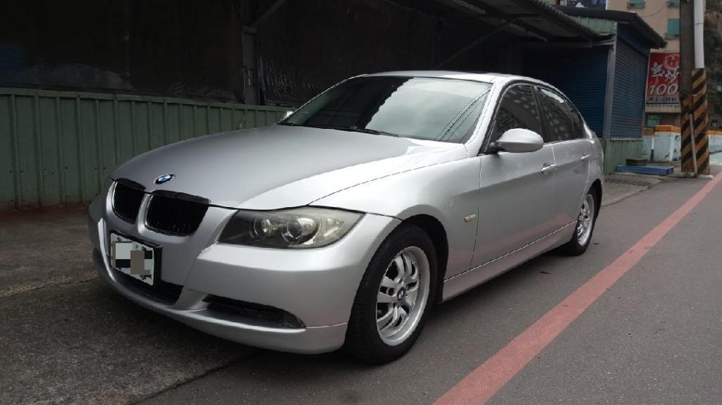2005 BMW 寶馬 3-Series Sedan