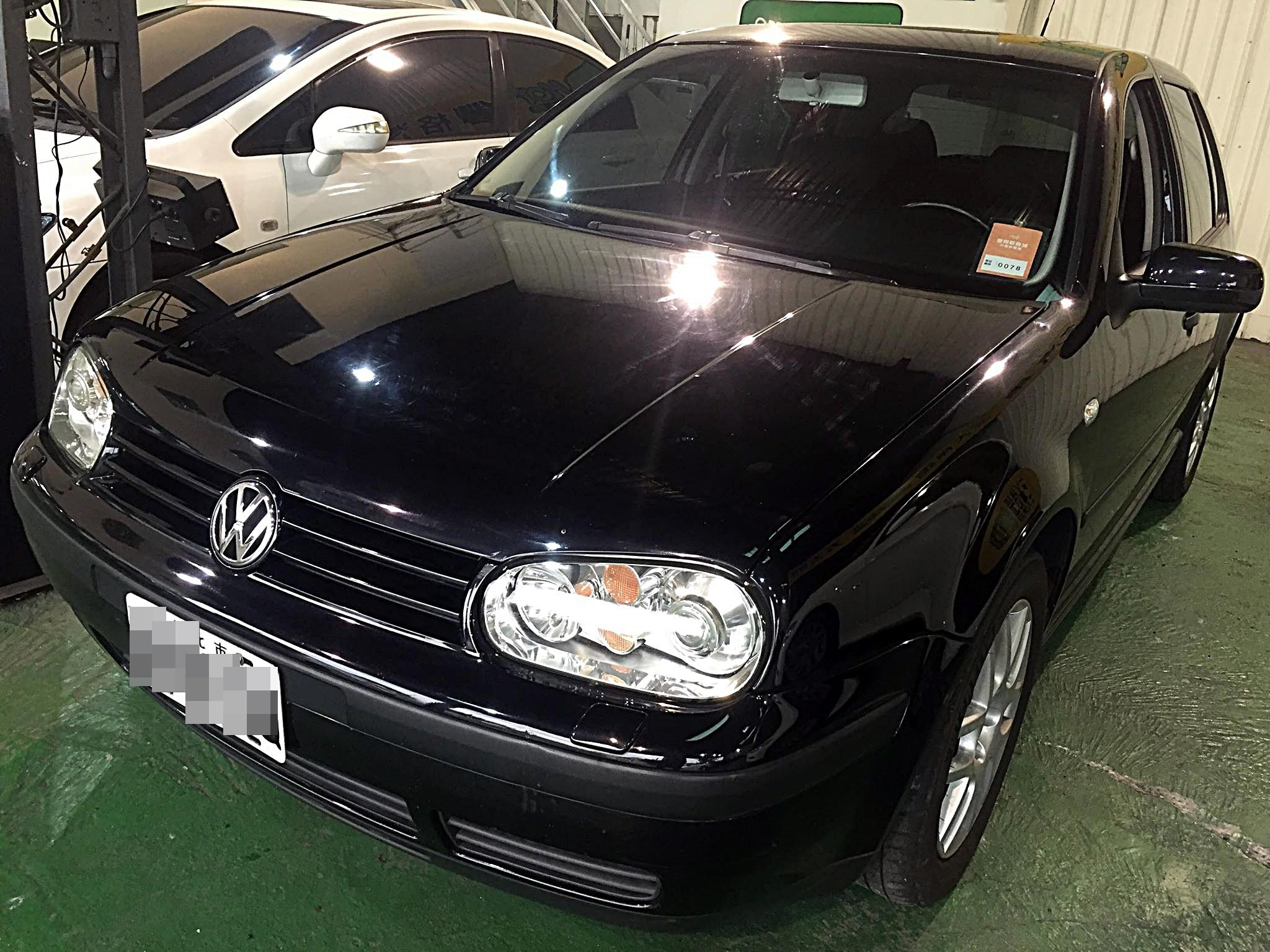 2003 Volkswagen 福斯 Golf