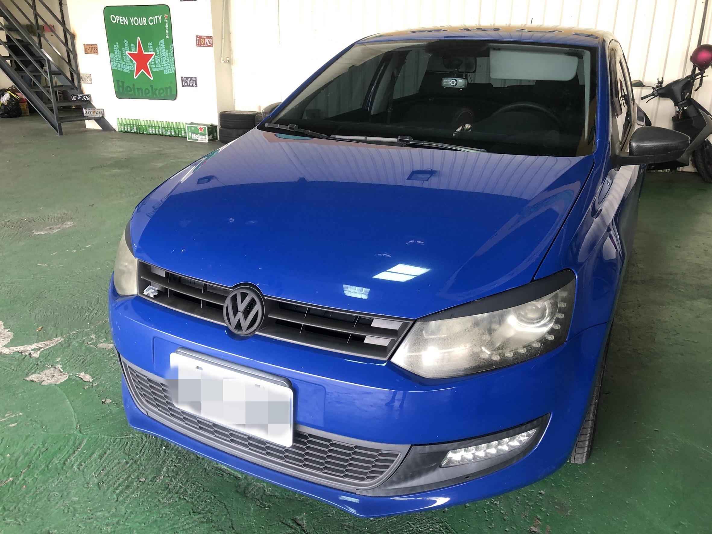 2010 Volkswagen 福斯 Polo
