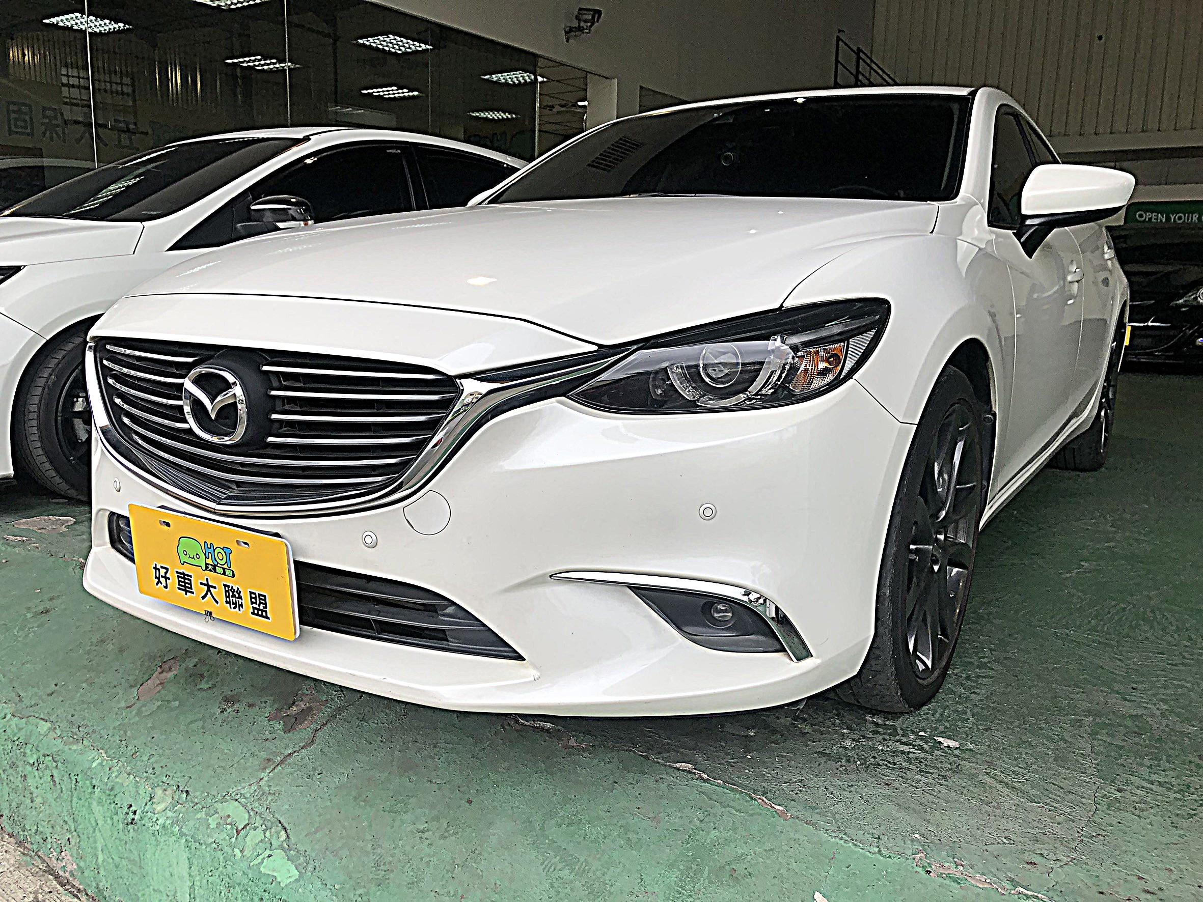 2015 Mazda 馬自達 6